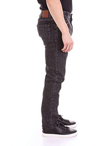 Denim Uomo Jeans Tj131caraccioloblack Luigi Nero Borrelli IZHqZwRB
