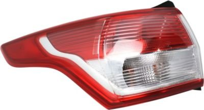OE Replacement Tail Light Assembly FORD ESCAPE 2013-2016 Partslink FO2800229 Multiple Manufacturers FO2800229C