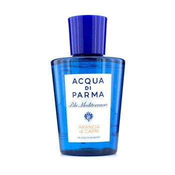 Acqua Di Parma Blu Mediterraneo Arancia Di Capri Relaxing Shower Gel (New Packaging) 200ml/6.7oz ()