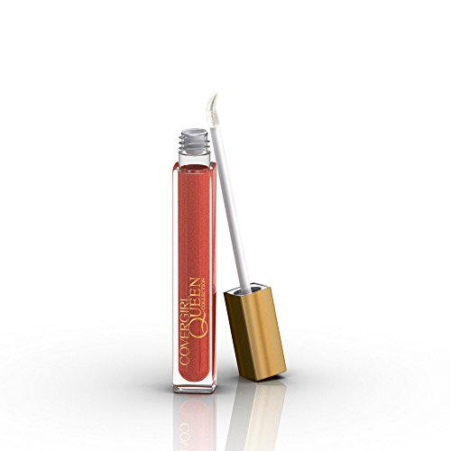 COVERGIRL Queen Colorlicious Gloss Caribbean Coral Q620, .17oz (packaging may vary) Cover Girl Queen Moisturizing Lip