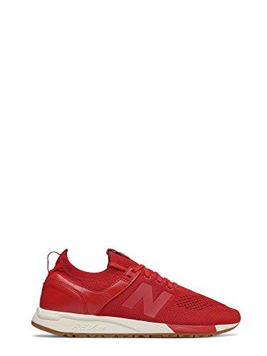 New Balance Men's 247 Decon Sneaker, Admiral RE, 8.5 D US
