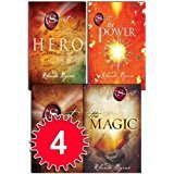 the secret series 4 books collection set hero power magic secret