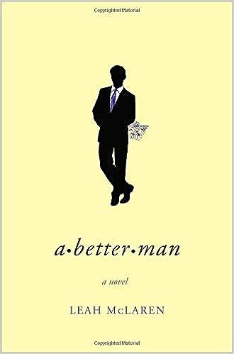 Book A Better Man