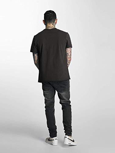 amp; Profile Axel Life t Amplified Homme shirt Guns Gris Roses Hauts UwqXza
