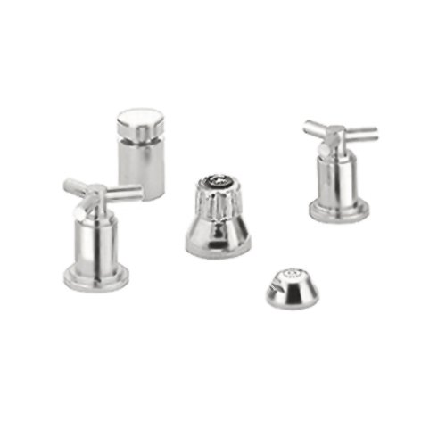 En0 Atrio Kitchen - Atrio 2-Handle Wideset Bidet Faucet