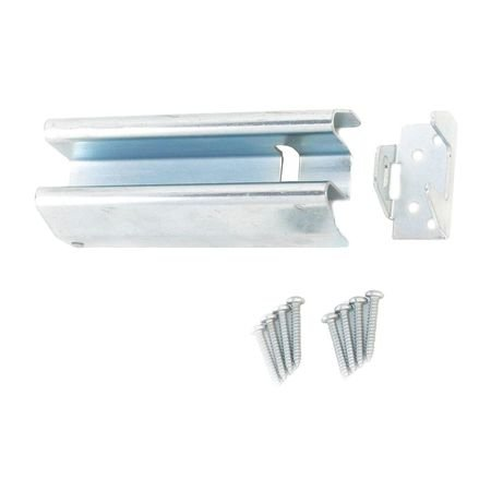 Security Hasp, 6In. H, Silver, (Pack of 5)