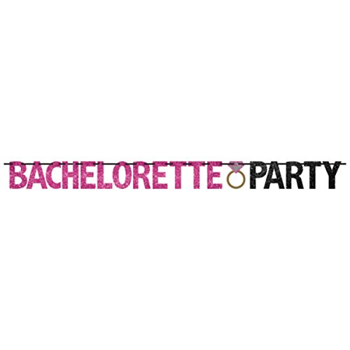 Bachelorette Party Glitter (Banners For Cheap)