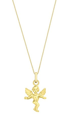 Carissima Gold - 1.43.1844 - Collier Mixte - Or Jaune 9 cts 2.5 Gr