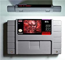 Game King OF Demons - Action Game Cartridge US Version - Sega Genesis Collection ,classics ,Games For NES for Genesis