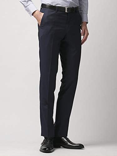 (ザ・スーツカンパニー) 春夏/blazer's bank.com/ウールテーパードパンツ/Fabric by REDA/ネイビー
