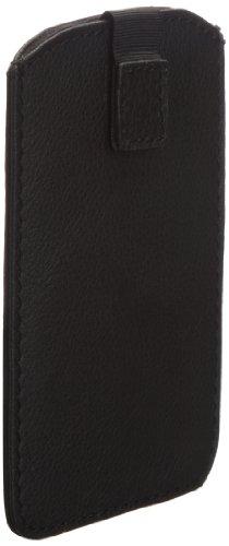Leonhard Heyden Smartphone-Hülle, schwarz (Schwarz) - 9092-001 schwarz