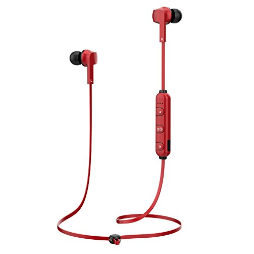MOREFINE Bluetooth in Ear Earphones Wireless Sport Headphone