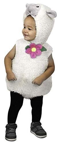 Princess Paradise Kid's Furry Lamb Childrens Costume, as