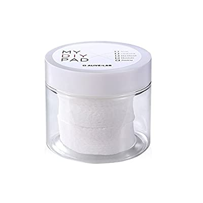 Alive Lab My Makeup Cleansing DIY Pads (60 sheets)