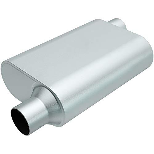 (Rumble R22543 Exhaust Muffler (RUMBLE 13X4.25X9.5 2.5/2.5 O/O) )
