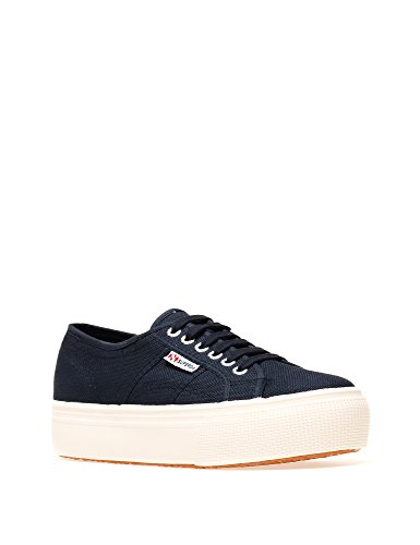 Superga 2790Cotw Linea Up And Down, Zapatillas Unisex Navy
