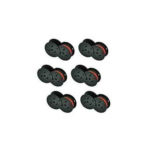 Porelon 11210 Black//Red Calculator Twin Spool Ribbons Free Shipping! 3
