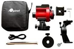 iOptron SkyGuider Pro Camera Mount with All Accessories
