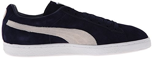 Sneakers Suede Adulte Mixte Puma Classic Peacoat Basses white xBHZ4wE4