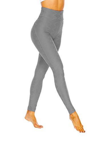 SEASUM Women Slimming Leggings Yoga Pants Stretchy Scrunch Butt Booty High Waist Skinny Tights Butt Lifting XL