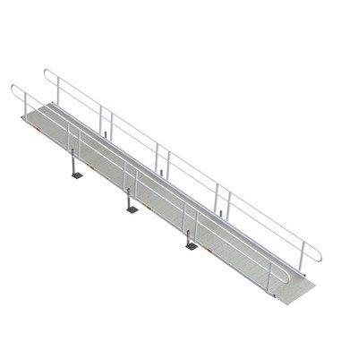 MOD Ramp System Size: 26' L by EZ-Access