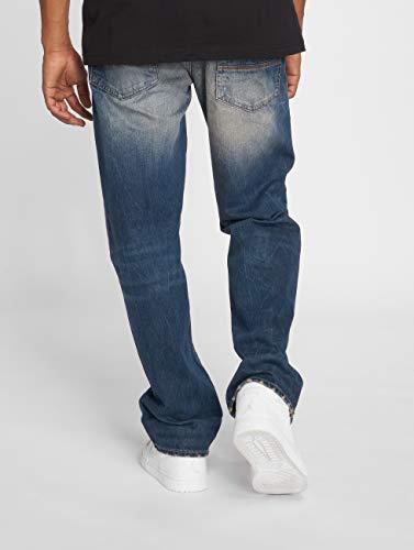 Pelle Baxter jeans Jeans Blu Uomo Larghi rw0rgHq