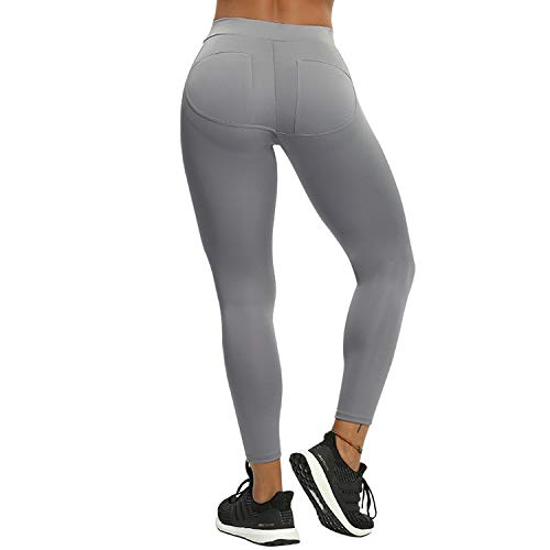 a69c5606703 Margot-Charismatic-Shop Casual Push Up Leggings Women Summer Workout  Polyester Jeggings Breathable Slim