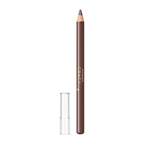 Shiseido Integrate GRACY Eyebrow Pencil (Soft) Dark BrownB ()