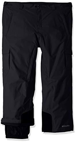 (Columbia Men's Ridge 2 Run Ii Big & Tall Pants, Black, Ltxr)