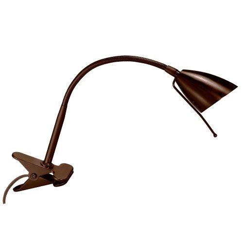 Dainolite Lighting DGU16-OBB Dainolite Modern 1-Light Table Lamp, Oil Brushed Bronze by Dainolite