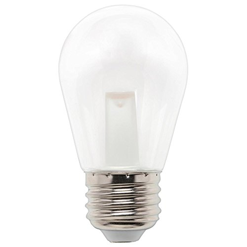 Price comparison product image Westinghouse Lighting 3511600 11-Watt Equivalent S14 Soft White LED Light Bulb with Medium Base