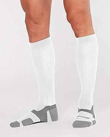 2XU UK Chaussettes de Compression pour Homme