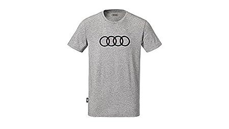 Audi - T-Shirt homme gris avec logo Audi Audi Sport GmbH