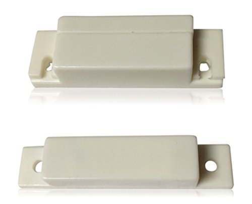 1 pcs White Door Contacts Surface Mount NC Security Alarm Door Window Sensors.These ¾\u201d Door Contact Position switches (DCS) Work with All Access Control and ...  sc 1 st  Home Control Systems & 1 pcs White Door Contacts Surface Mount NC Security Alarm Door ...