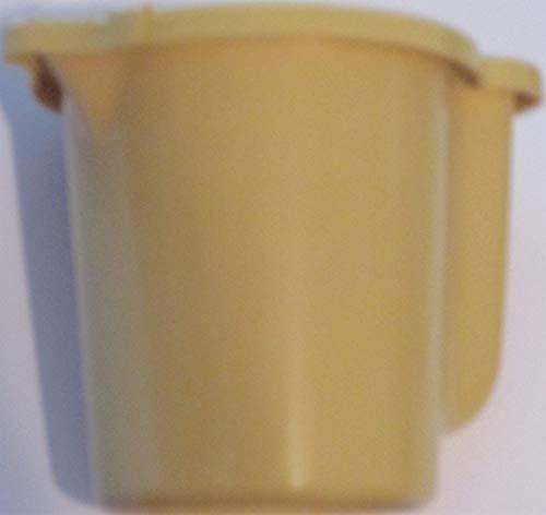 (Vintage Tupperware Gold Creamer)