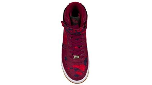 Donna Nike Af1 Ultra Force Mid Shoe Profondo Granato / Profondo Granato
