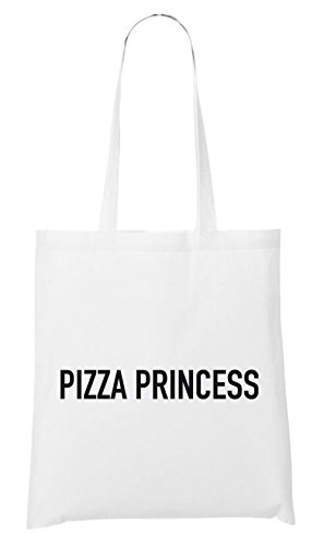 Pizza Princess Bag White Certified Freak