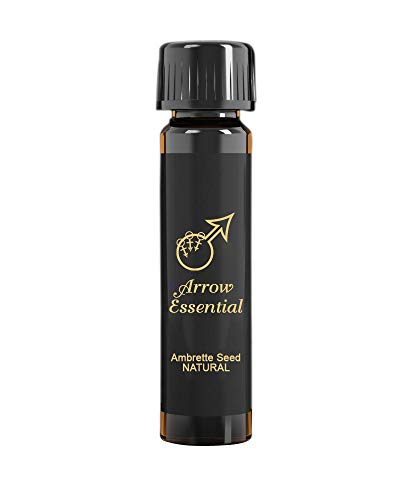 ARROW ESSENTIAL Luxury Ambrette Seed Essential Oil Aromatherapy Natural Oil 10ML Net
