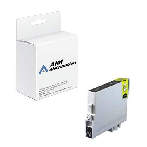 AIM Remanufactured Replacement for Stylus Photo R2400 Matte Black Inkjet (C13T059840-US)