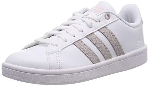 Chaussures Tennis ftwbla Cf purhie 000 Femme Advantage grasua Adidas Blanc De TIEcg