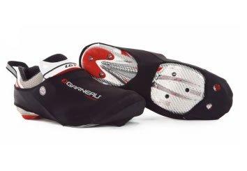 Louis Garneau T-Cover Cycling Shoe Covers, Black, Small