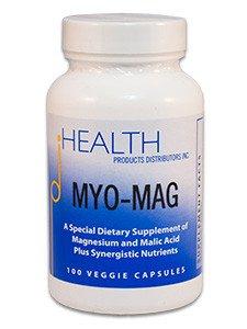 Myo-Mag - Magnesium Energy Enhancer (100 caps)