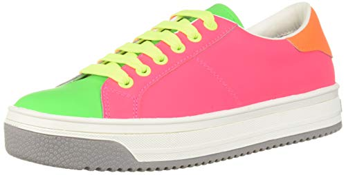 - Marc Jacobs Women's Empire Multi Color Sole Sneaker, Green, 38 M EU (8 US)