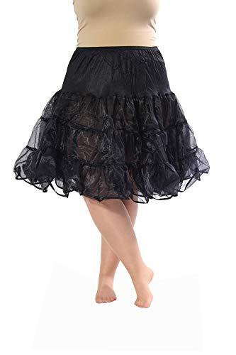 Yoke Waist Skirt - BellaSous Tea Length 25