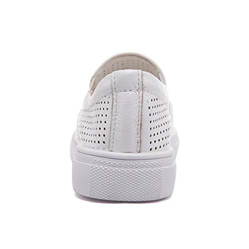 Sandales Compensées BalaMasa APL11056 Femme Blanc 0qWFgw