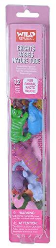 Wild Republic Bright Baby Animals, Nature Tube, Ocean Toys,