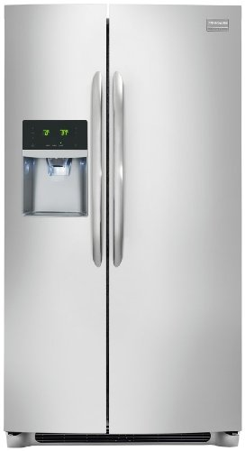 Frigidaire FGHS2655PF Gallery Stainless Refrigerator