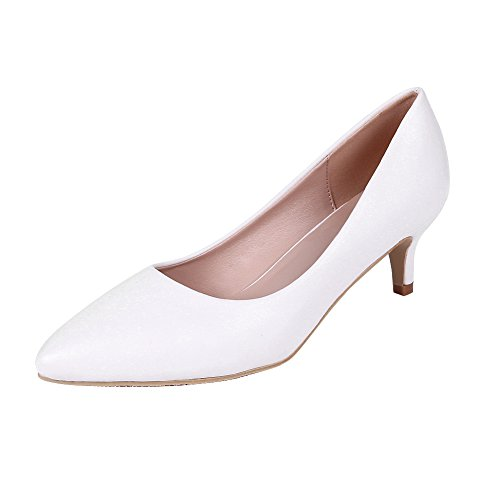 60s White Leather - 8