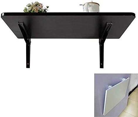 DX Mesa plegable mesa plegable de pared, mesa multifuncional, que ...