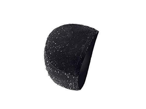ADream de Tela paño natación Nadar de Gorra para Negro Impermeable Impermeable 5rHxwP5q